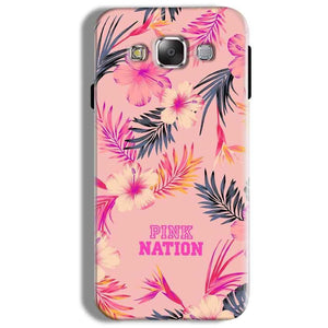 Samsung Galaxy On5 Pro Mobile Covers Cases Pink nation - Lowest Price - Paybydaddy.com