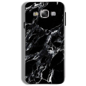 Samsung Galaxy On5 Pro Mobile Covers Cases Pure Black Marble Texture - Lowest Price - Paybydaddy.com