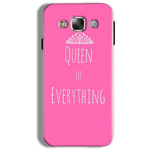 Samsung Galaxy On5 Pro Mobile Covers Cases Queen Of Everything Pink White - Lowest Price - Paybydaddy.com