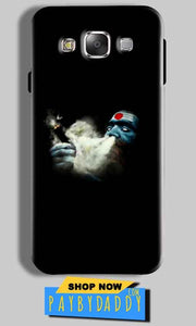 Samsung Galaxy On5 Pro Mobile Covers Cases Shiva Aghori Smoking - Lowest Price - Paybydaddy.com