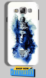 Samsung Galaxy On5 Pro Mobile Covers Cases Shiva Blue White - Lowest Price - Paybydaddy.com