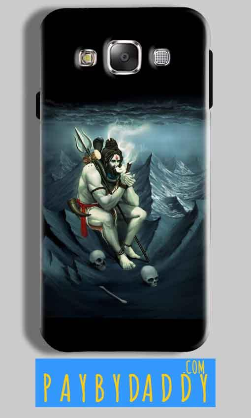 Samsung Galaxy On5 Pro Mobile Covers Cases Shiva Smoking - Lowest Price - Paybydaddy.com