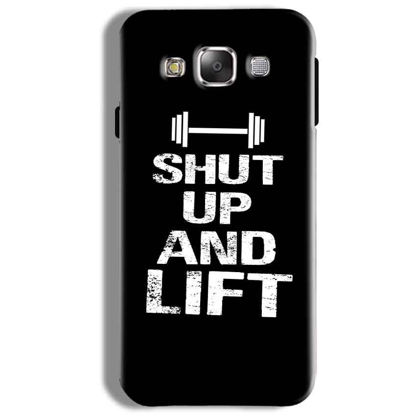 Samsung Galaxy On5 Pro Mobile Covers Cases Shut Up And Lift - Lowest Price - Paybydaddy.com