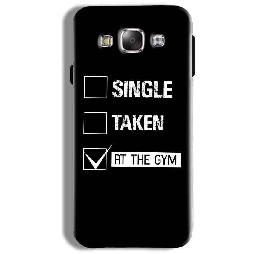 Samsung Galaxy On5 Pro Mobile Covers Cases Single Taken At The Gym - Lowest Price - Paybydaddy.com