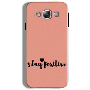 Samsung Galaxy On5 Pro Mobile Covers Cases Stay Positive - Lowest Price - Paybydaddy.com