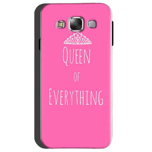 Samsung Galaxy On5 Mobile Covers Cases Queen Of Everything Pink White - Lowest Price - Paybydaddy.com