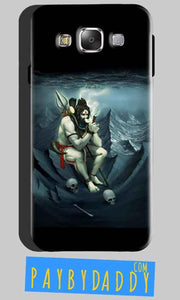 Samsung Galaxy On5 Mobile Covers Cases Shiva Smoking - Lowest Price - Paybydaddy.com