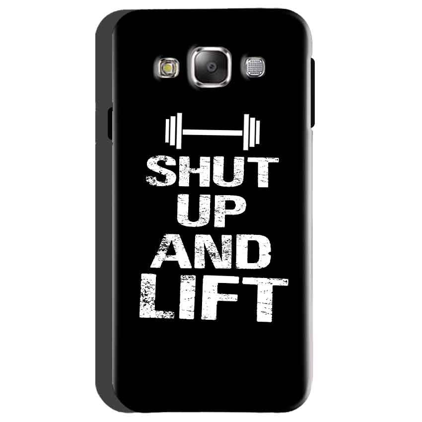 Samsung Galaxy On5 Mobile Covers Cases Shut Up And Lift - Lowest Price - Paybydaddy.com