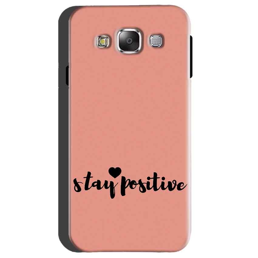 Samsung Galaxy On5 Mobile Covers Cases Stay Positive - Lowest Price - Paybydaddy.com