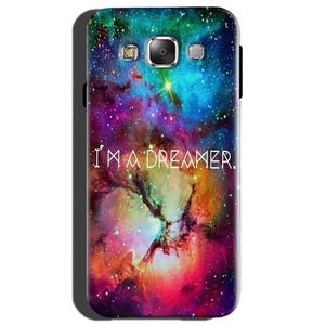 Samsung Galaxy On7 Mobile Covers Cases I am Dreamer - Lowest Price - Paybydaddy.com