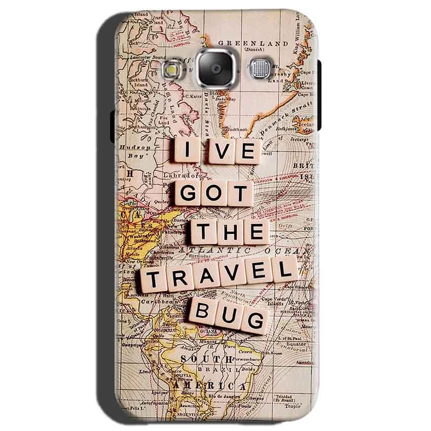 Samsung Galaxy On7 Mobile Covers Cases Live Travel Bug - Lowest Price - Paybydaddy.com