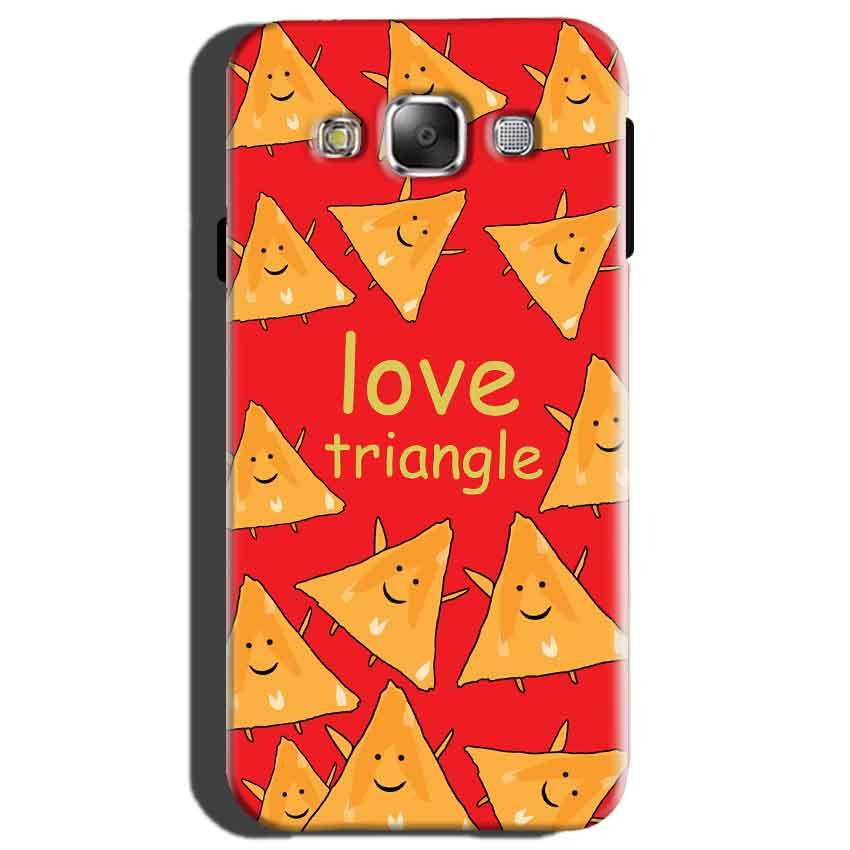 Samsung Galaxy On7 Mobile Covers Cases Love Triangle - Lowest Price - Paybydaddy.com