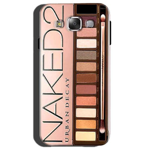 Samsung Galaxy On7 Mobile Covers Cases Make up Naked - Lowest Price - Paybydaddy.com