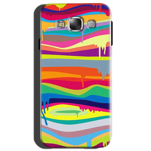 Samsung Galaxy On7 Mobile Covers Cases Melted colours - Lowest Price - Paybydaddy.com