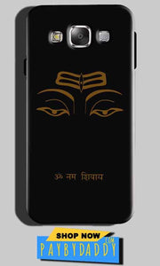 Samsung Galaxy On7 Mobile Covers Cases Om Namaha Gold Black - Lowest Price - Paybydaddy.com