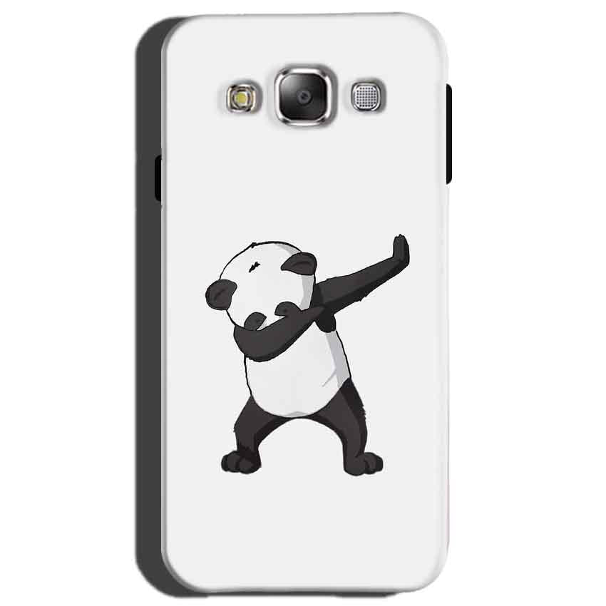 Samsung Galaxy On7 Mobile Covers Cases Panda Dab - Lowest Price - Paybydaddy.com