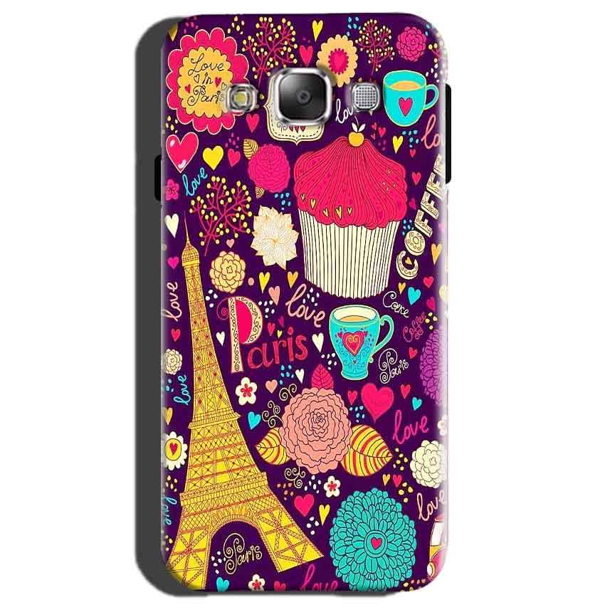 Samsung Galaxy On7 Mobile Covers Cases Paris Sweet love - Lowest Price - Paybydaddy.com