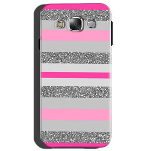 Samsung Galaxy On7 Mobile Covers Cases Pink colour pattern - Lowest Price - Paybydaddy.com