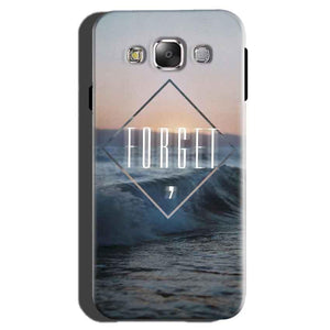 Samsung Galaxy On7 Pro Mobile Covers Cases Forget Quote Something Different - Lowest Price - Paybydaddy.com