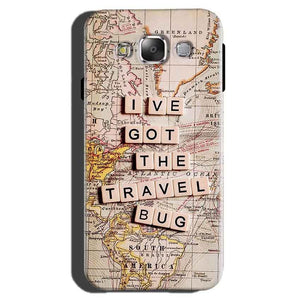 Samsung Galaxy On7 Pro Mobile Covers Cases Live Travel Bug - Lowest Price - Paybydaddy.com