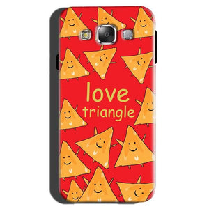 Samsung Galaxy On7 Pro Mobile Covers Cases Love Triangle - Lowest Price - Paybydaddy.com