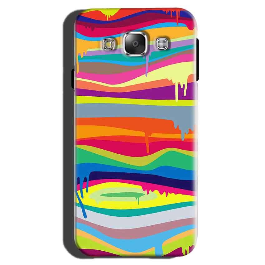 Samsung Galaxy On7 Pro Mobile Covers Cases Melted colours - Lowest Price - Paybydaddy.com