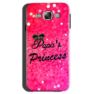 Samsung Galaxy On7 Pro Mobile Covers Cases PAPA PRINCESS - Lowest Price - Paybydaddy.com