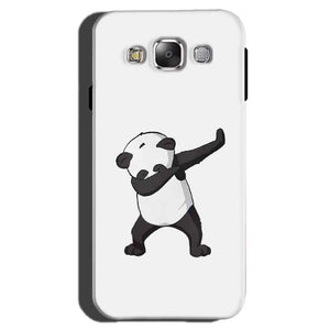 Samsung Galaxy On7 Pro Mobile Covers Cases Panda Dab - Lowest Price - Paybydaddy.com