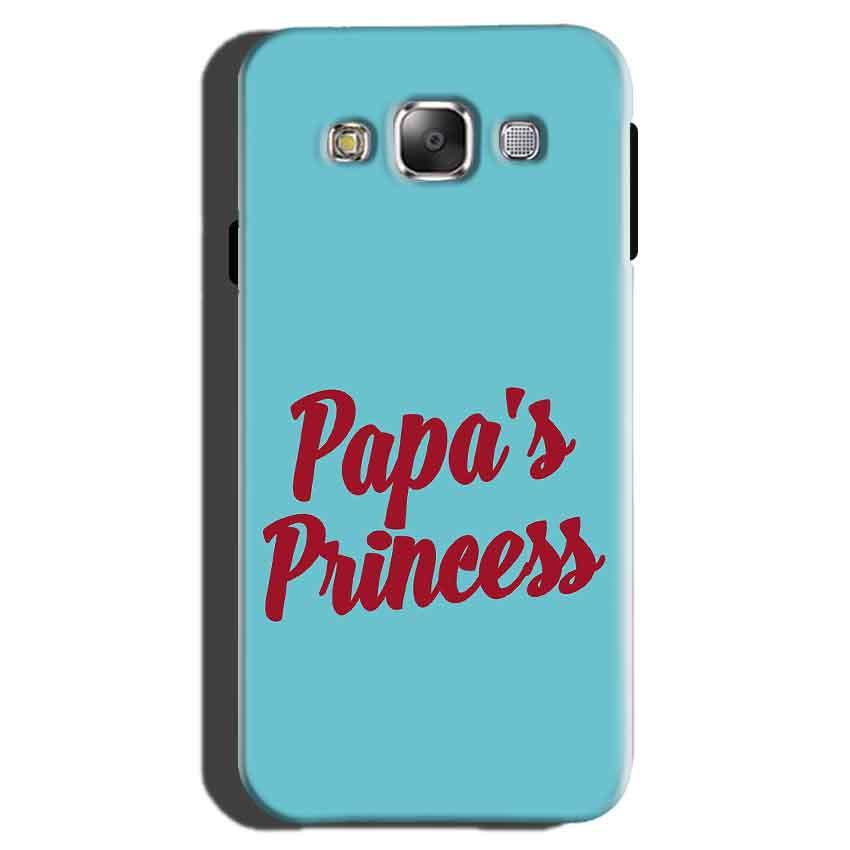 Samsung Galaxy On7 Pro Mobile Covers Cases Papas Princess - Lowest Price - Paybydaddy.com