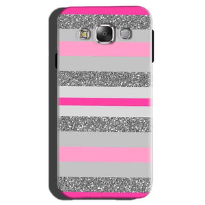 Samsung Galaxy On7 Pro Mobile Covers Cases Pink colour pattern - Lowest Price - Paybydaddy.com