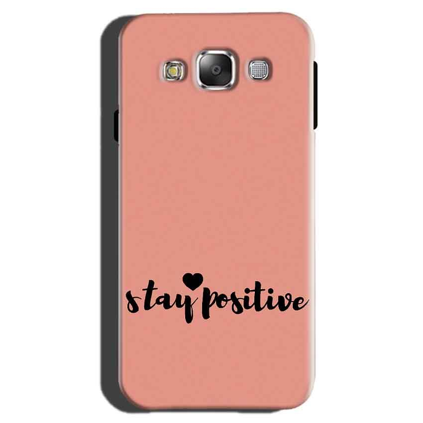 Samsung Galaxy On7 Pro Mobile Covers Cases Stay Positive - Lowest Price - Paybydaddy.com