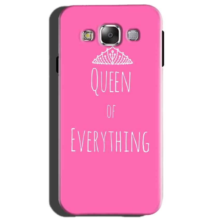 Samsung Galaxy On7 Mobile Covers Cases Queen Of Everything Pink White - Lowest Price - Paybydaddy.com