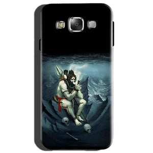 Samsung Galaxy On7 Mobile Covers Cases Shiva Smoking - Lowest Price - Paybydaddy.com