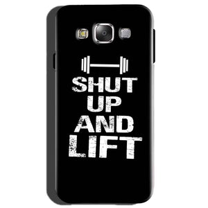 Samsung Galaxy On7 Mobile Covers Cases Shut Up And Lift - Lowest Price - Paybydaddy.com