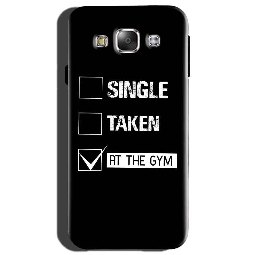 Samsung Galaxy On7 Mobile Covers Cases Single Taken At The Gym - Lowest Price - Paybydaddy.com