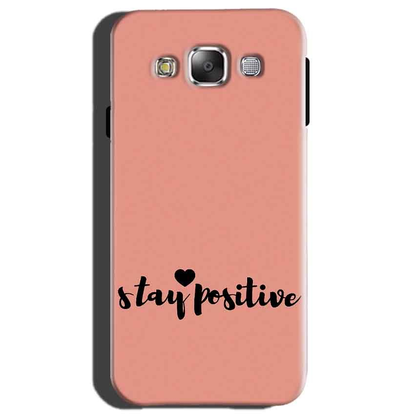 Samsung Galaxy On7 Mobile Covers Cases Stay Positive - Lowest Price - Paybydaddy.com