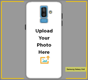 Customized Samsung Galaxy On8 (2018) Mobile Phone Covers & Back Covers with your Text & Photo