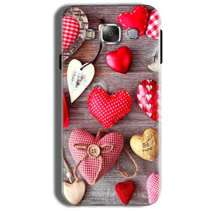 Samsung Galaxy On8 Mobile Covers Cases Hearts- Lowest Price - Paybydaddy.com