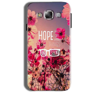 Samsung Galaxy On8 Mobile Covers Cases Hope in the Things Unseen- Lowest Price - Paybydaddy.com