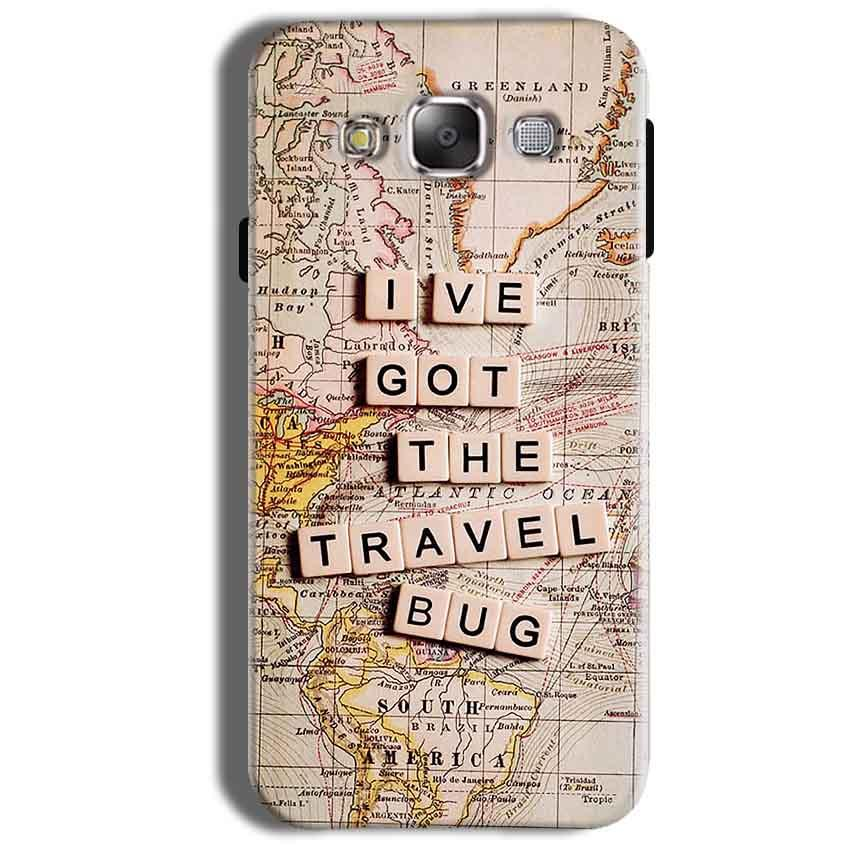 Samsung Galaxy On8 Mobile Covers Cases Live Travel Bug - Lowest Price - Paybydaddy.com