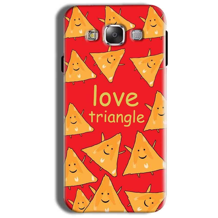 Samsung Galaxy On8 Mobile Covers Cases Love Triangle - Lowest Price - Paybydaddy.com