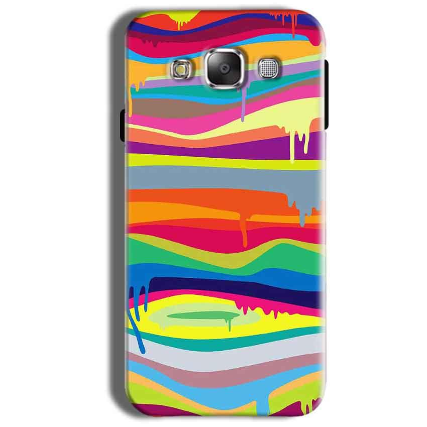 Samsung Galaxy On8 Mobile Covers Cases Melted colours - Lowest Price - Paybydaddy.com