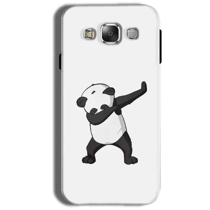 Samsung Galaxy On8 Mobile Covers Cases Panda Dab - Lowest Price - Paybydaddy.com