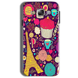 Samsung Galaxy On8 Mobile Covers Cases Paris Sweet love - Lowest Price - Paybydaddy.com