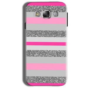 Samsung Galaxy On8 Mobile Covers Cases Pink colour pattern - Lowest Price - Paybydaddy.com