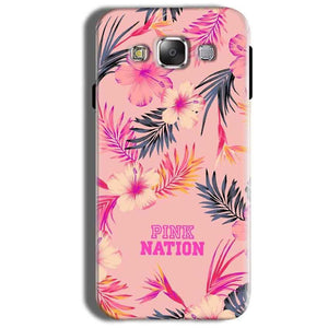Samsung Galaxy On8 Mobile Covers Cases Pink nation - Lowest Price - Paybydaddy.com