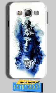 Samsung Galaxy On8 Mobile Covers Cases Shiva Blue White - Lowest Price - Paybydaddy.com