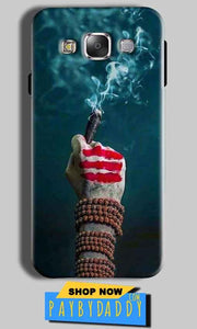 Samsung Galaxy On8 Mobile Covers Cases Shiva Hand With Clilam - Lowest Price - Paybydaddy.com