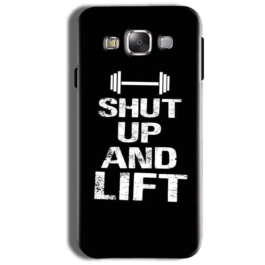 Samsung Galaxy On8 Mobile Covers Cases Shut Up And Lift - Lowest Price - Paybydaddy.com