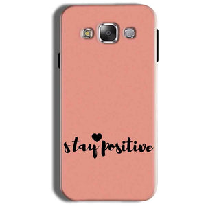 Samsung Galaxy On8 Mobile Covers Cases Stay Positive - Lowest Price - Paybydaddy.com